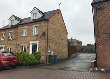 Thumbnail 4 bed semi-detached house to rent in Rufford Drive, Mansfield Woodhouse, Mansfield