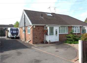 Thumbnail 2 bed semi-detached bungalow for sale in Albert Road, Chaddesden, Derby