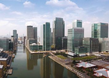 Thumbnail 2 bed flat for sale in Thames Quay, Canary Wharf, Docklands
