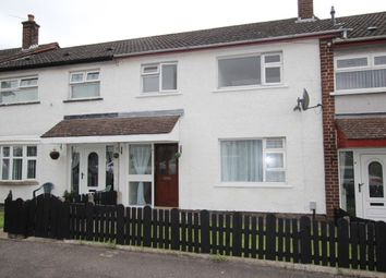 Thumbnail 3 bed terraced house for sale in Bawnmore Grove, Newtownabbey