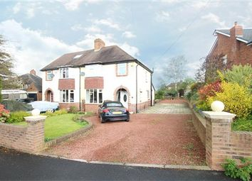 Thumbnail 3 bed semi-detached house for sale in Sunny Hollow, Maybank, Newcastle-Under-Lyme