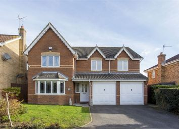 Thumbnail 5 bedroom detached house for sale in Mylne Close, Cheshunt, Hertfordshire