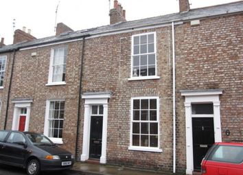 Thumbnail 4 bedroom terraced house to rent in Belle Vue Street, York