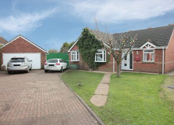 Thumbnail 3 bed detached bungalow for sale in Villiers Court, Hedon, Hull, Hul, North Humberside