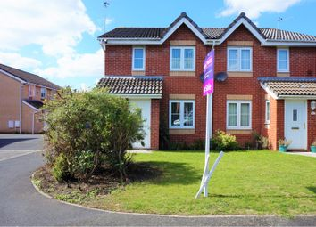 Thumbnail 3 bed semi-detached house for sale in Linton Place, Liverpool