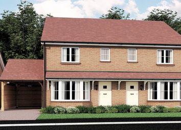 3 bed semi-detached house for sale in Bardfield Walk, Great Bardfield, Braintree CM7
