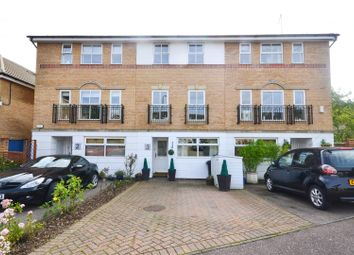 Thumbnail 4 bedroom town house for sale in Cheddar Close, London