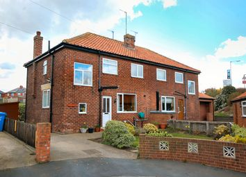 Thumbnail 3 bed semi-detached house for sale in White Point Avenue, Whitby