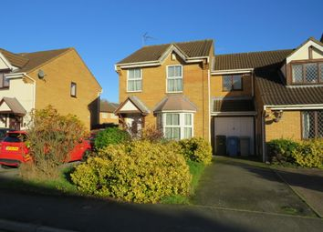 Thumbnail 3 bed semi-detached house for sale in Brambleside, Kettering