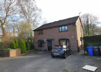 Thumbnail 1 bed flat for sale in Foley Court, Watery Lane, Stoke-On-Trent