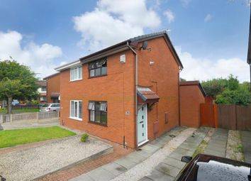 Thumbnail 2 bed semi-detached house to rent in Montrose Place, Fearnhead, Warrington