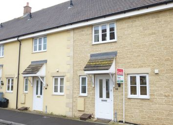 Thumbnail 2 bed terraced house to rent in Saffron Crescent, Carterton