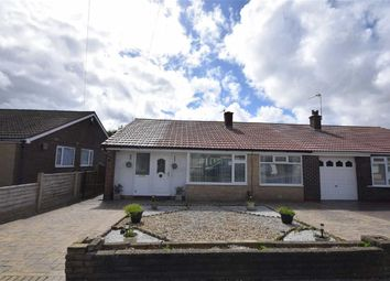 Thumbnail 3 bed semi-detached bungalow for sale in Withy Grove Crescent, Bamber Bridge, Preston, Lancashire