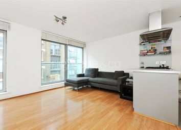 Thumbnail 1 bed flat to rent in Garden Walk, London