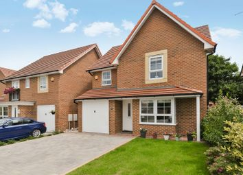 Thumbnail 4 bed detached house for sale in 9 Patrons Drive, Sandbach