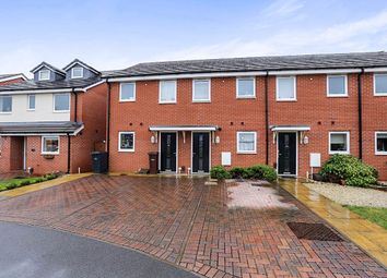 Thumbnail 2 bedroom terraced house for sale in Oval Drive, Wolverhampton