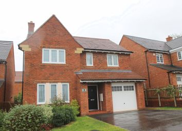 Thumbnail 4 bed detached house for sale in Jupiter Road, Stratford-Upon-Avon