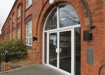 Thumbnail 1 bed flat to rent in Algernon Road, Melton Mowbray