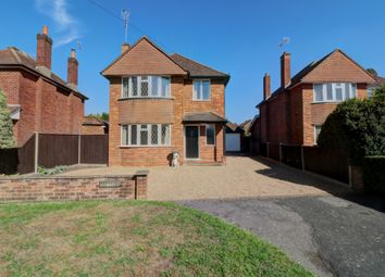 Thumbnail 3 bed detached house for sale in Bagshot Road, Knaphill, Woking