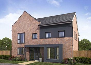 Thumbnail 4 bed semi-detached house for sale in Sandborough, Cottam Meadow Dunnock Lane, Cottam, Preston