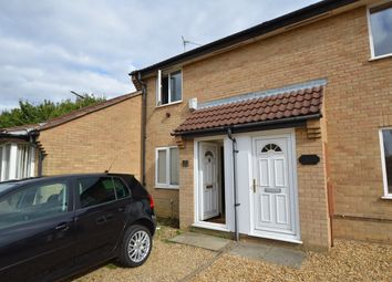 Thumbnail 1 bed terraced house for sale in Squires Gate, Peterborough