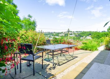 Thumbnail 4 bed detached bungalow for sale in Downs View, Looe