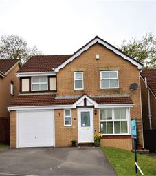 Thumbnail 4 bed detached house for sale in Church Gardens, Cockett, Swansea