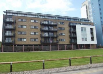 Thumbnail 1 bedroom flat for sale in Kilcredaun House, Prospect Place, Cardiff Bay, Cardiff