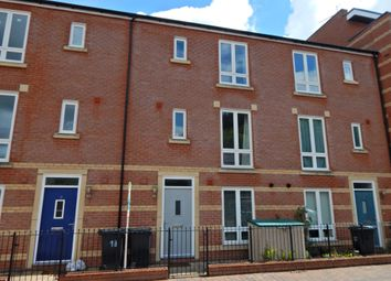 Thumbnail 4 bed town house for sale in Tanyard Way, Yeovil