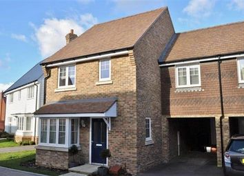 Thumbnail 3 bed link-detached house for sale in Goldfinch Drive, Finberry, Ashford
