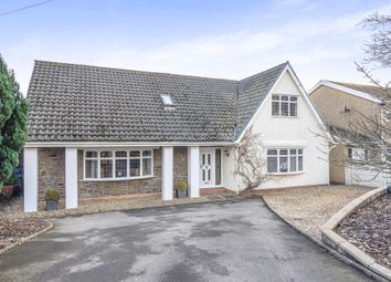Thumbnail 5 bed detached house for sale in Westville, Abertysswg, Tredegar