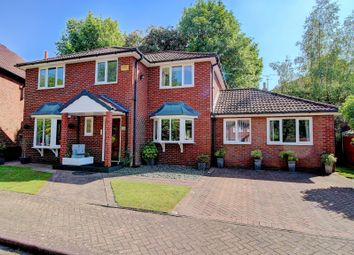 Thumbnail 6 bed detached house for sale in Carlton Place, Hazel Grove, Stockport