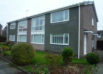 Thumbnail 2 bed flat for sale in Gresham Close, Cramlington, Northumberland