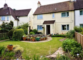 Thumbnail 3 bed semi-detached house for sale in The Crescent, Kintbury