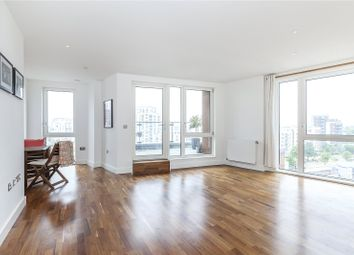 Thumbnail 3 bed flat for sale in Bellville House, 4 John Donne Way, London
