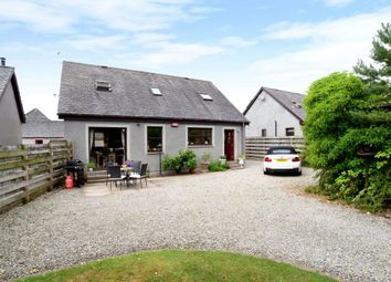 Thumbnail 4 bed detached house for sale in Aberluchmoir, Main Street, Luthermuir, Laurencekirk