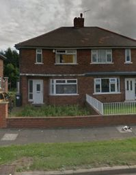 Thumbnail 5 bed shared accommodation to rent in Queensberry Road, Intake