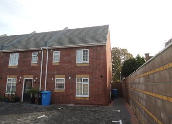 Thumbnail 3 bed terraced house to rent in Dudley Gardens, Parkstone
