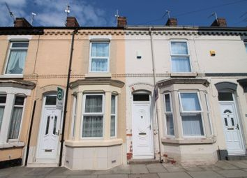 Thumbnail 2 bed terraced house for sale in Morden Street, Liverpool