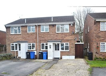 Thumbnail 2 bed town house to rent in Lockington Close, Chellaston, Derby