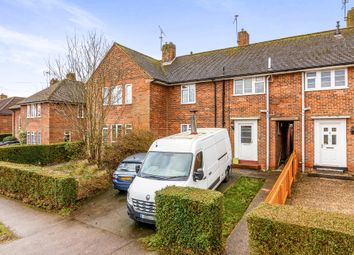Thumbnail 3 bedroom terraced house for sale in Meadway, Welwyn Garden City