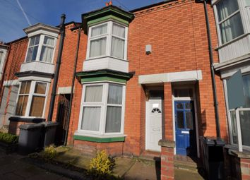 Thumbnail 4 bedroom terraced house for sale in Cambridge Street, Leicester, Leicester