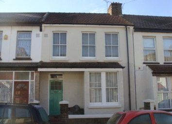 Thumbnail 3 bed terraced house to rent in Napier Road, Northfleet, Gravesend, Kent
