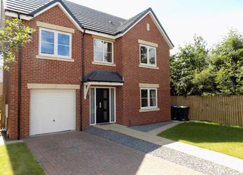 Thumbnail 4 bed detached house for sale in Rushyford Drive, Chilton, Co Durham