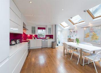 Thumbnail 5 bed terraced house for sale in Tregarvon Road, Battersea, London
