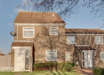 Thumbnail 3 bed semi-detached house for sale in Hunters End, Trimley St Mary, Felixstowe, Suffolk