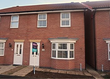 Thumbnail 3 bed semi-detached house to rent in Burton Road, Immingham