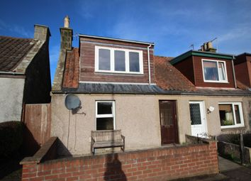 Thumbnail 2 bed semi-detached house for sale in Knowehead, Freuchie, Cupar