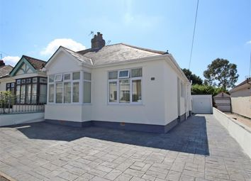 Thumbnail 4 bed semi-detached bungalow for sale in Bowden Park Road, Plymouth, Devon