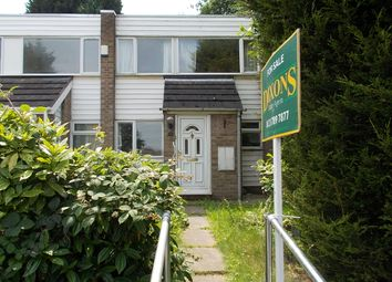 Thumbnail 3 bedroom end terrace house for sale in Wetherby Close, Bromford